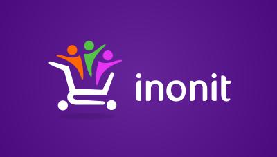 logo emblem symbol logotext design for social network for online buyers
