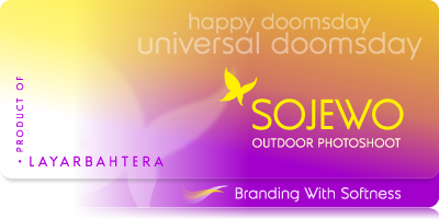 universal doomsday multi-purpose web 2.0 font typography logo branding