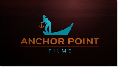 Documentary film production logo design