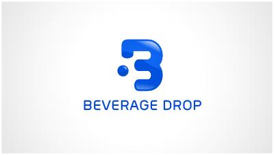 logo emblem symbol logotext design for Beverage lovers online forum