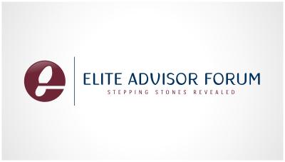 logo emblem symbol logotext design for An online forum for advisors