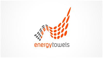 energy towel product logo