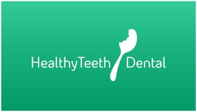 logo emblem symbol logotext design for Dentistry practice