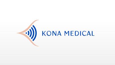 logo emblem symbol logotext design for Ultra Sound Skin Medical