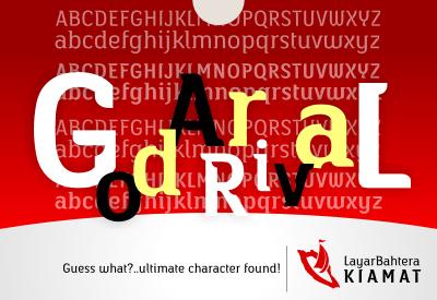 western slab serif fresh font logo design typography text