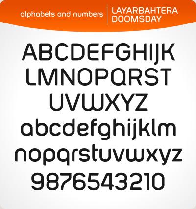 rounded web 2.0 style web 3.0 fresh font logo design typography