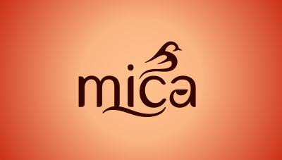 logo emblem symbol logotext design for interior design-shop