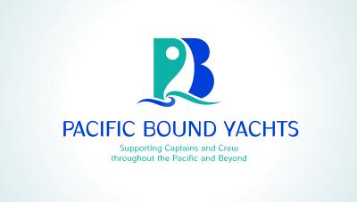 logo emblem symbol logotext design for Yachts Services