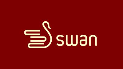 logo emblem symbol logotext design for Library